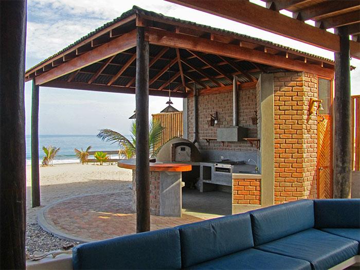 Casa rapallo casa de playa en punta sal for Imagenes de parrilla para casa