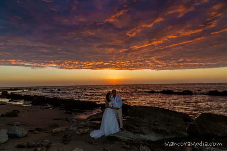Matrimonio Simbolico En La Playa Peru : Tu boda en máncora perú hoteles casas de