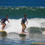 Surfing en Máncora