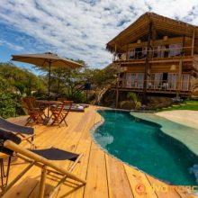 Amai Luna, cozy house – hotel located at Pocitas beach, Mancora