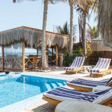 La Casa de Tito, new beach house rental at Pocitas beach, Mancora