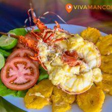 Restaurant Cesar invites us their delicious giant lobster!