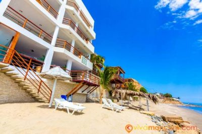 Propiedad en venta: Dpto 1er piso en Edificio Maui en playa Pocitas, Máncora