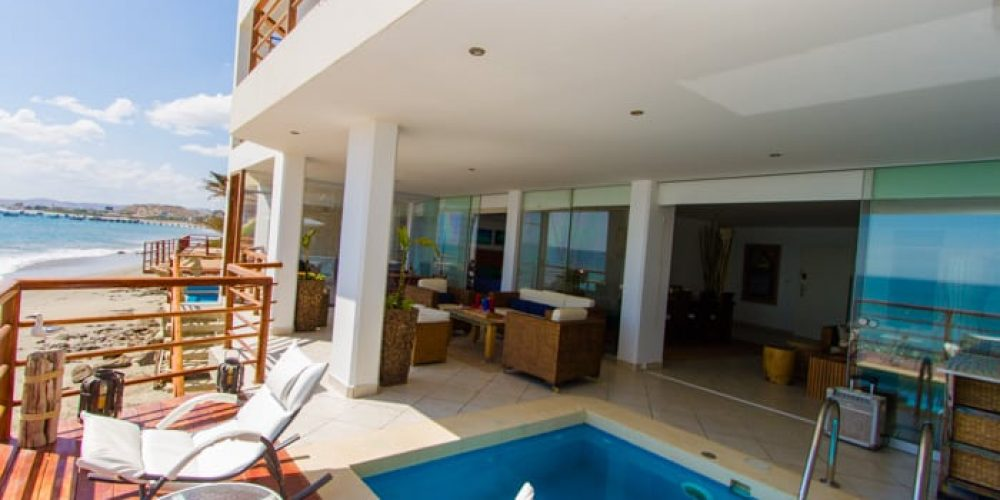 A new beach Apartment on Pocitas Beach: Maui 1er Piso