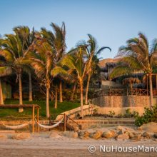 Nu House, a beach house rental located at Pocitas, Mancora.