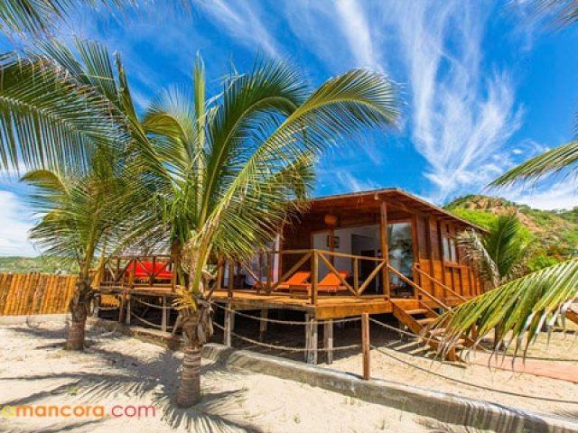 Bungalow Punta Camarón