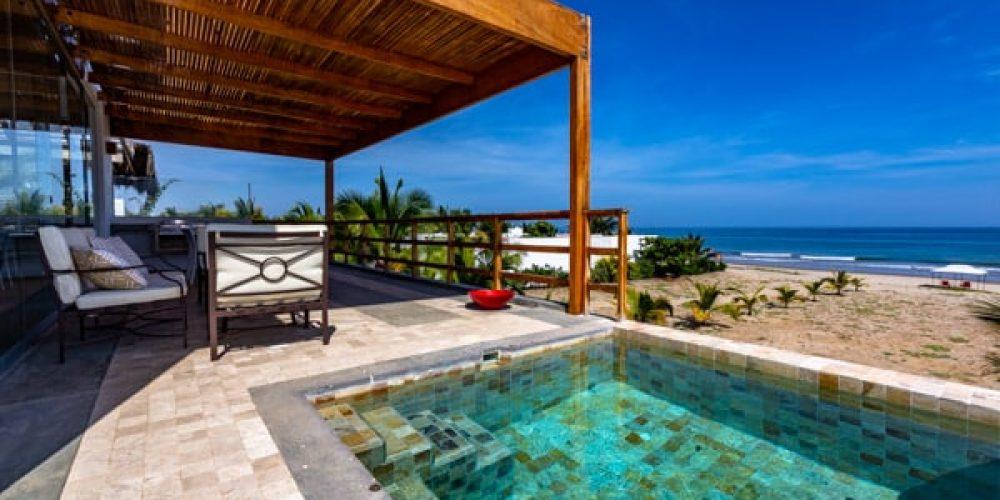 Casa Remanso de Punta Sal, una nueva casa de playa en alquiler
