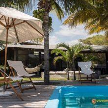 Villa Monica, beach house rental at Punta Sal beach