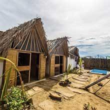 En venta propiedad en Cerro Pelado, a 5 minutos en Máncora en Canoas de Punta Sal