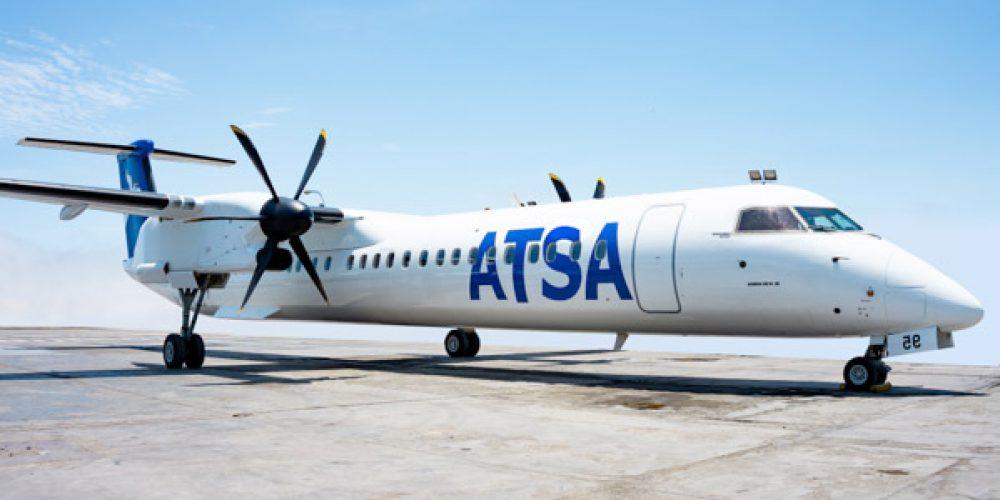 Atsa inicia vuelos comerciales Lima – Punta Sal