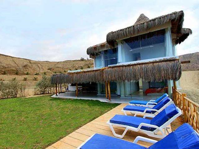 Casa Bahía Tortugas