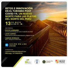 """Conversatorio """"Retos e Innovación en el Turismo Post Covid-19"""""""