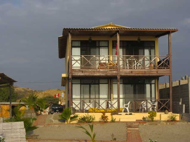 Cahuve Beach House