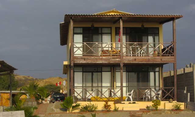 Cahuve Beach House