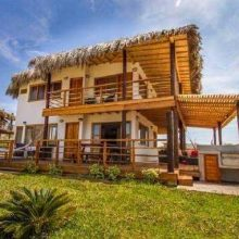 Arena y Mar House still with availability on July Festivities