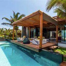 Casa Capri, beach house rental at Puntal Sal