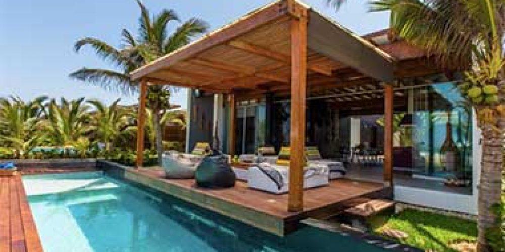 Casa Capri, casa de playa ubicada en el Condominio Punta Sal