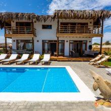 Casa Leydi at Vichayito, a new beach house rental