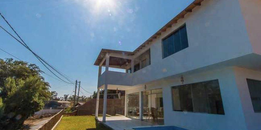 Casa Oasis de estreno en Las Pocitas, Mancora