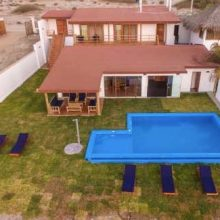 Casa Prana, a new beach house rental at Vichayito