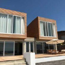 Casa Roka, a orillas del mar en Los Órganos