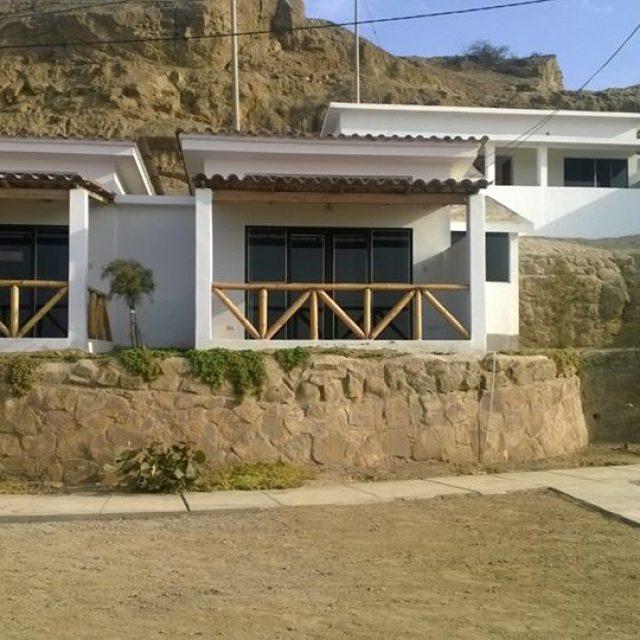 Las Casuarinas del Mar, un nuevo hospedaje en Canoas de Punta Sal