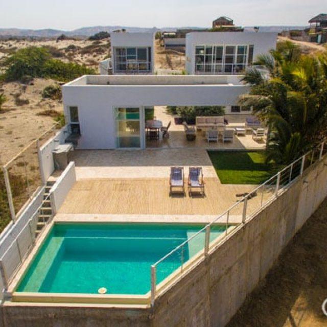Casa Chilalos en Vichayito lista para alquiler