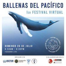 "1er Festival Virtual ""Ballenas del Pacífico"""
