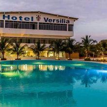 Hotel Versilia at Bocapan Beach, Zorritos, Tumbes