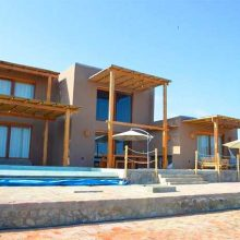 Los Algarrobos de Punta Veleros, a new beach house located at Los Organos