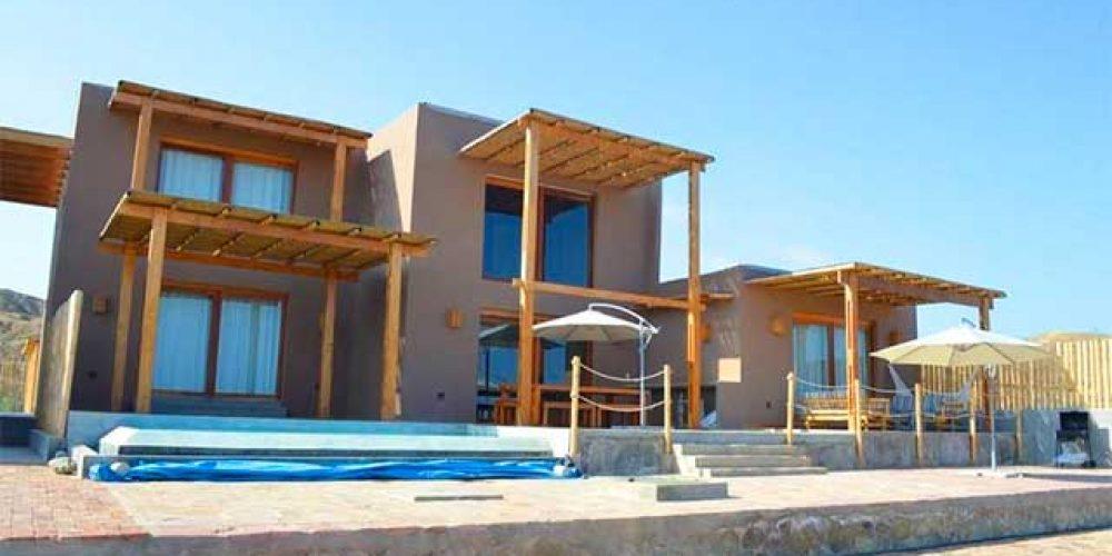 Los Algarrobos de Punta Veleros, a new beach house located at Los Organos