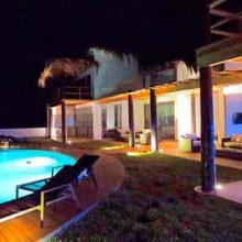 Casa Lua & Mar, a new beach house rental at Vichayito