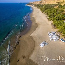Mancora beach, the perfect spot to celebrate your wedding in Peru.