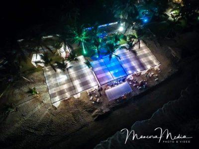 Fotos aérea en Máncora