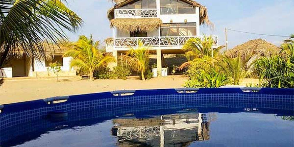 Casa Oasis de Vichayito aún con disponibilidad para este año nuevo