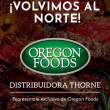 Oregon Foods Norte return with premium meat delivery to Mancora, Los Organos and Punta Sal