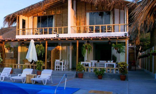 Casa de Playa Paraiso Punta Mero