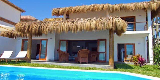 Casa Los Perikos (de Las Antorchas)