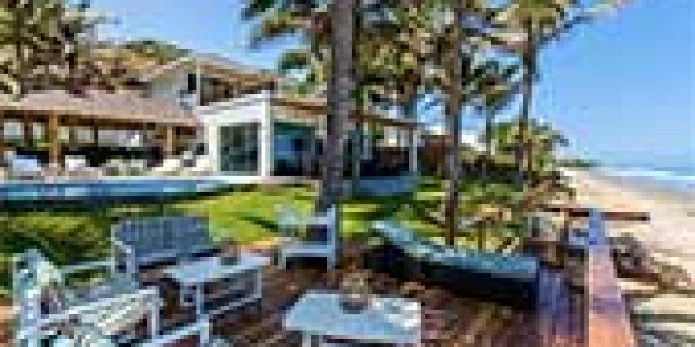 Casa Porto Fino, disponible para abril y mayo 2019 en playa Pocitas, Máncora