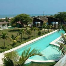 Posada Verde Mar, a new lodging located at Acapulco beach, Zorritos, Tumbes