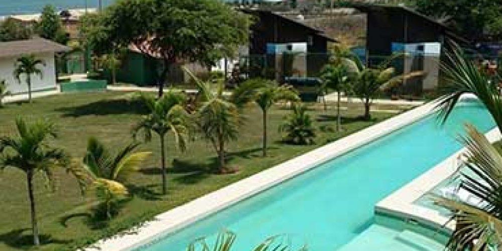Posada Verde Mar, lo nuevo en playa Acapulco, Zorritos, Tumbes