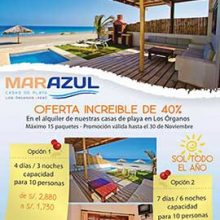 Casa Mar Azul House with an amazing special package!