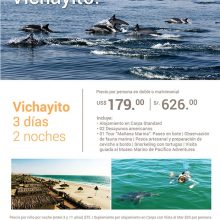 Discount on Vichayito Bungalows & Carpas