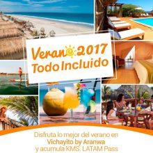 Vichayito Bungalows & Carpas lanza su promo Todo Incluido Verano 2016