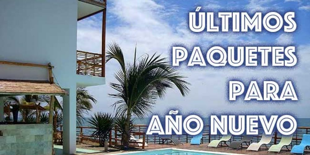Punta Pico ofrece sus últimos paquetes para Año Nuevo 2018
