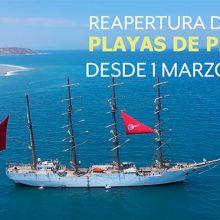 Reapertura de las Playas de Piura desde 1 marzo 2021