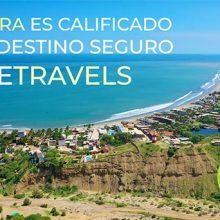 Máncora recibe el sello #SafeTravels y ahora es un destino de viaje seguro!