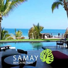 Samay Beach Retreat, nueva casa de playa en Pocitas, Máncora