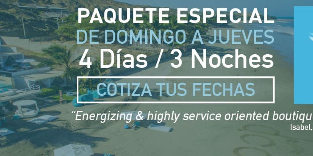 Paquete Especial de Lunes a Jueves en DCO Suites, Lounge & Spa