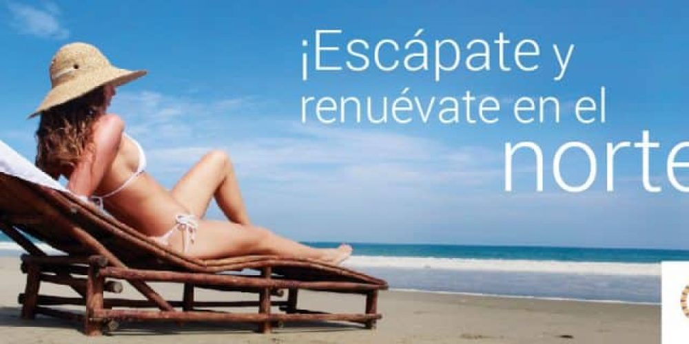 Escape and Enjoy 3 days at Vichayito!
